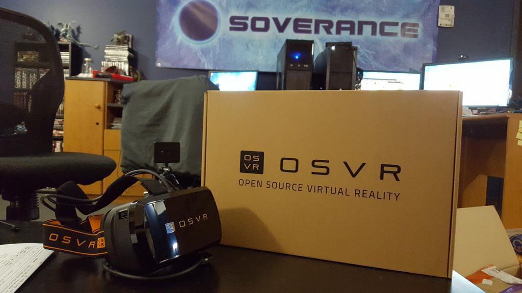 OSVR in Unreal Engine